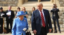 The Palace Actually Responded to the Rumor That Prince William and Prince Charles Snubbed Trump