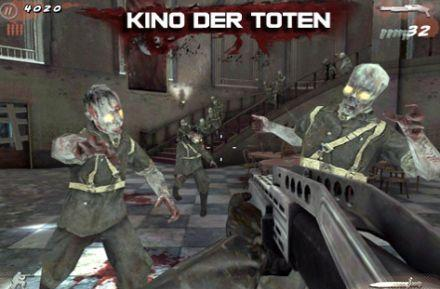 Daily iPhone App: Call of Duty: Black Ops Zombies