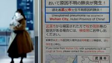 Asia markets slide as concerns over coronavirus take hold