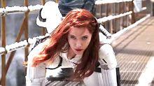 'Black Widow' Trailer Gives Scarlett Johansson Her Superhero Close-Up