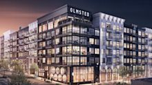 Airbnb apartment building opening downtown, after near-record sale