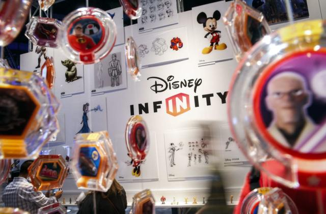 Disney cancels 'Infinity' as it quits video games