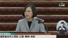 台灣霸氣捐1000萬口罩!神人盤列「各國感謝文」全場看哭