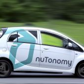 Uber beaten by Singapore's NuTonomy in race to launch first driverless taxi service