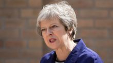 Theresa May apologises for voting record on gay rights, saying she has 'developed her view'
