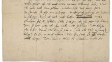 Martin Luther letter critical of Jews is up for auction