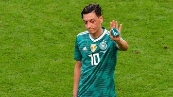Mesut Özil quitte la Mannschaft et règle ses comptes
