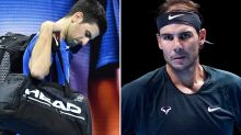 'What on earth': Tennis world erupts over Nadal-Djokovic shocker