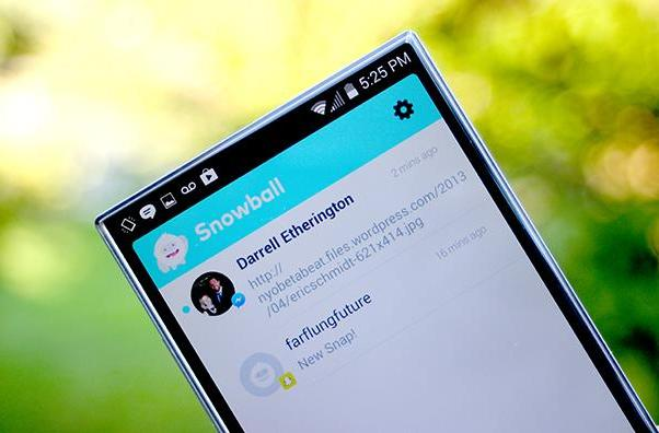 Snowball wants to be your Android phone's universal inbox