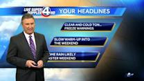 Jeff Morrow's Complete Forecast: March 27, 2013