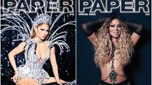 Jennifer Lopez vs. Mariah Carey: duelo de divas en la portada de 'Paper Magazine'