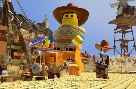 Lego Movie Videogame is the new UK No. 1, Lightning Returns in third