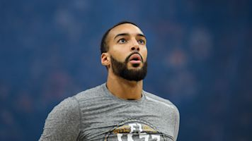 Gobert ready to move on from virus, mic fiasco