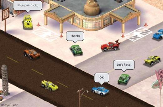MMO Family: A parent's look at World of Cars Online