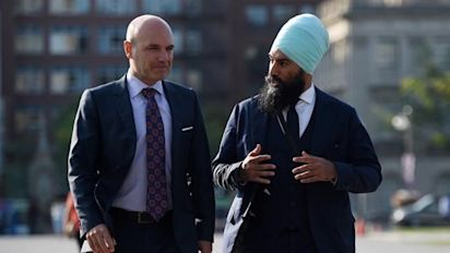 Veteran MP backs Jagmeet Singh for NDP leadership