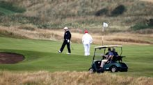 Trump Inflating Scottish Golf Resorts' Value By $165 Million, Records Show