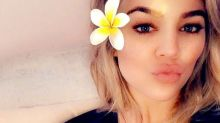 Khloé Kardashian and newborn daughter True are back in L.A. See some of the cute celeb babies born in 2018.