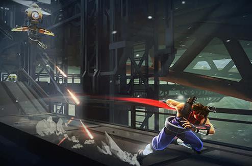 Capcom fan service runs thick in Strider