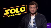 Harrison Ford and Billy Dee Williams are giving 'Solo' high marks (according to Alden Ehrenreich and Donald Glover)
