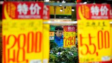 China producer inflation picks up for first time in 9 months, eases deflation worries