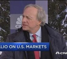 Ray Dalio says market surge may be ahead: 'If you're hold...