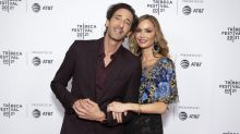 Georgina Chapman, ex-wife of Harvey Weinstein, makes red carpet debut with new beau Adrien Brody