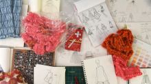 Molly Goddard's Joyous Fashion Designs Go On Show In London