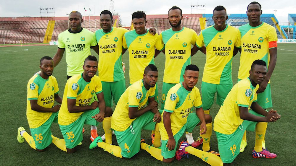 We are going all out to win MFM - El Kanemi Warriors' Micheal