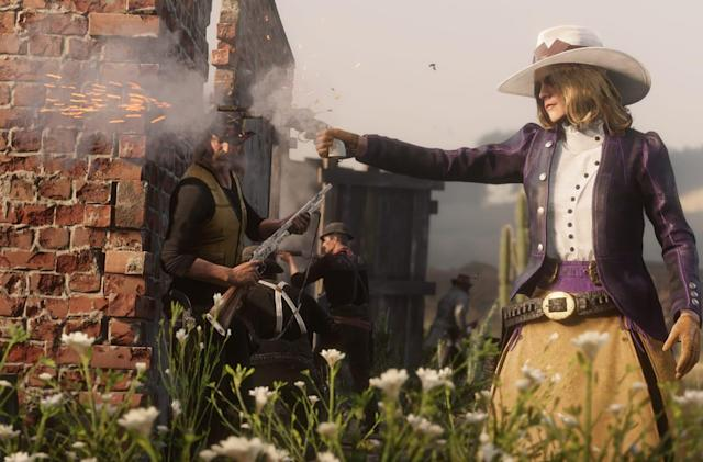 The official 'Red Dead Redemption 2' soundtrack arrives July 12th