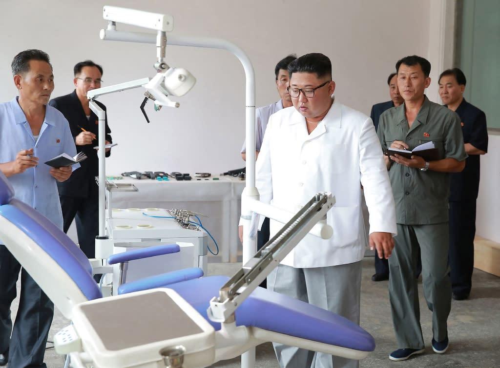 Corona Virus Nordkorea