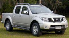 Nissan Frontier, Pathfinder e Sentra são chamados para reparar airbags