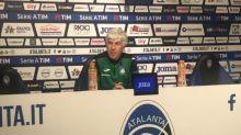 Técnico da Atalanta diz que derrota para a Inter liga um sinal de alerta