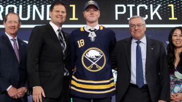 Sabres draft Swede Rasmus Dahlin No. 1