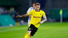 Dortmund's Reus scores on comeback, Bellingham also on target