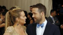 Blake Lively Hilariously Shows Off Husband Ryan Reynolds' Baby Ponytail: 'I Dare You to Forget This'