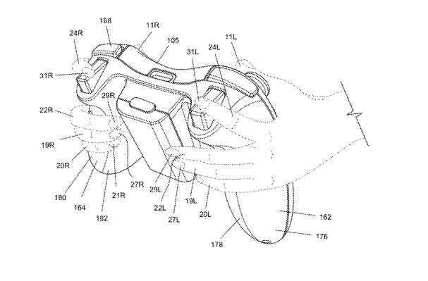 Microsoft patent details pressure-sensitive Xbox controller for storing players' profiles