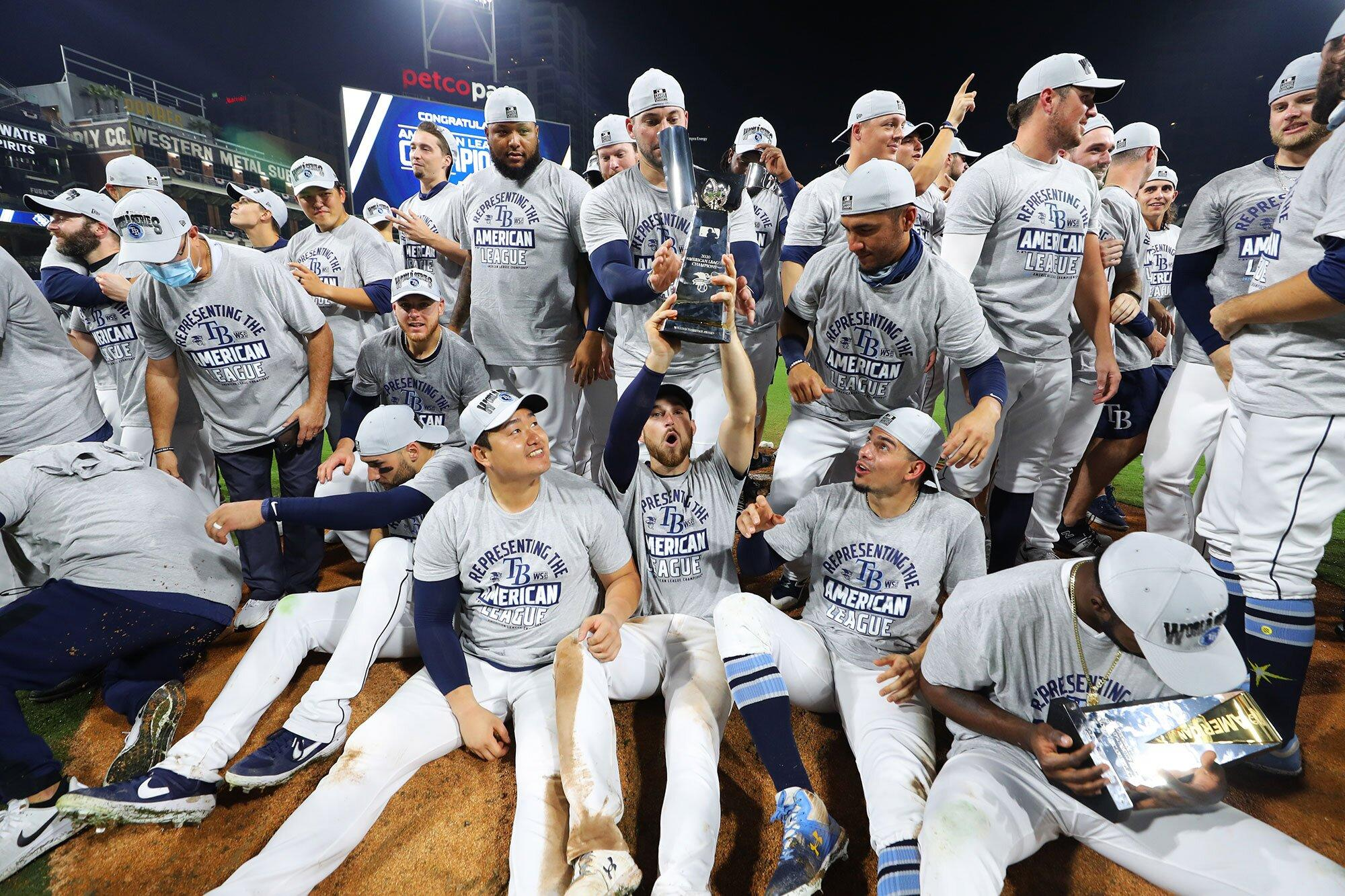 tampa bay rays are going to the world series for the first time since 2008 https nz news yahoo com tampa bay rays going world 201516976 html