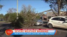 Victoria bracing for severe weather