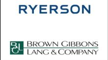 BGL Announces Central Steel & Wire to be Acquired by Ryerson