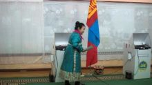 Candidate cries foul as Mongolia heads toward runoff vote