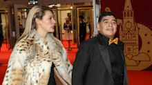 Soccer star's girlfriend sparks outrage sporting endangered animal fur