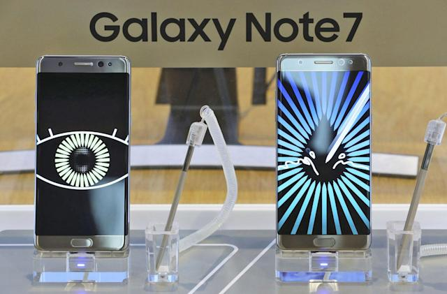 With its Note 7 apology, Samsung finally gets something right