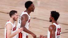 106-94. Butler y Adebayo se imponen a Embiid y los Sixers para que los Heat sigan quintos en el Este