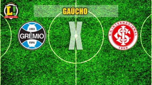 Com objetivos distintos no Gaúcho, Grêmio e Inter duelam na Arena