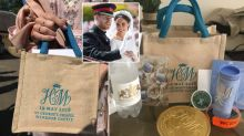 Royal wedding guests flogging gift bags on eBay for more than $4000
