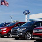 U.S. auto companies tout retail share gains as tanking fleet market holds back sales growth