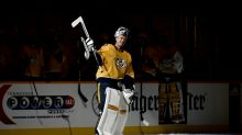 Pekka Rinne notches shutout as Preds beat Hurricanes 5-0