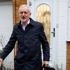 UK PM May is leading a 'zombie government': opposition leader Corbyn
