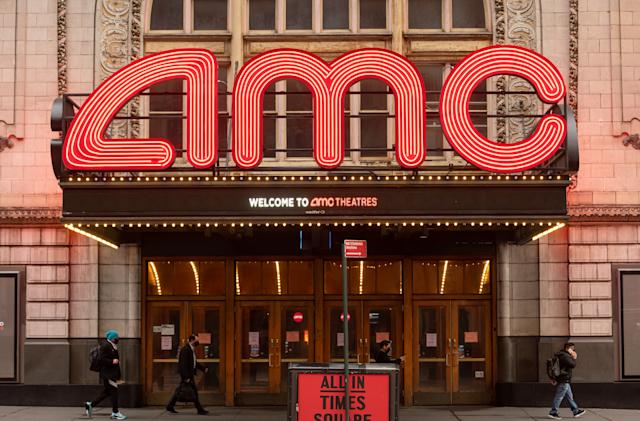 AMC warns it may run out of cash in January 2021