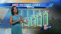 Cindy's Friday Boston area weather forecast